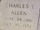 Profile photo:  Charles T Allen