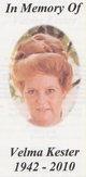 Profile photo:  Velma Leona <I>Phipps</I> Kester