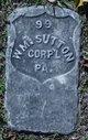 Corp William Sutton