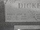 Nancy Jane <I>Walsworth</I> Dickerson