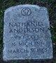 PVT Nathaniel N. Anderson