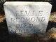 Rev J. E Redmond