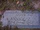 Profile photo:  Annice Z. Adams