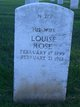 Louise Rose LaBrie