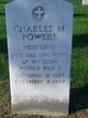 Charles M Powers