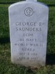 George E. Saunders