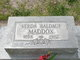 Profile photo:  Verda <I>Rogers</I> Baldauf-Maddox