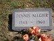 Dennis Algier