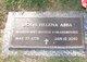 Doris Helena <I>Addison</I> Abba