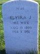 Elvira J Booth
