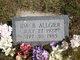 Ida Bell <I>Stanton</I> Allgier