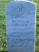 James Monroe Heard