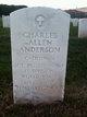 "Charles Allen "" "" <I> </I> Anderson,"