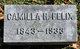 Profile photo:  Camilla <I>Hemingray</I> Felix