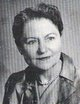 "Profile photo:  Irene Estelle ""Rene"" Tillinghast"