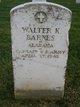 Walter Knapp Barnes