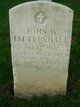 John Worley Tattershall, Jr