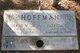 Verne W Hoffman Jr.
