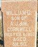 William D. Cornwell