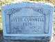 Lottie <I>Cornwell</I> Hein