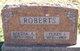 Bertha A. <I>King</I> Roberts