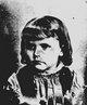 Profile photo:  Alice Hazel <I>Stallings</I> Evans