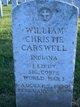 William Christie Carswell