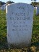 Alice Katherine <I>Lynch</I> Diehl