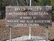 Bells Valley Methodist Cemetery