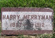 Harry Merryman