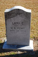 Laura Ellen <I>Davis</I> Penny