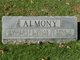 Profile photo:  Anna E. <I>Meredith</I> Almony