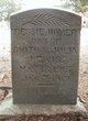 Profile photo:  Bessie Homer Lewis