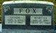 Martha Mattie <I>Foshee</I> Fox