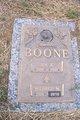 Mildred M. <I>Pinkerton</I> Boone