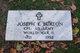 Corp Joseph E Burton