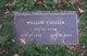 PFC William T Keller