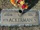 John F Ackerman