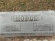 "Emily Jane ""Emma"" <I>Coil</I> Hodge"