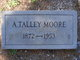 Profile photo:  Augustus Talley Moore