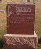 William Peter Strow
