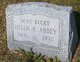 Profile photo:  Helen R. Abbey