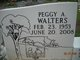 Peggy A Walters