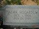 Alma <I>Archer</I> McCardle