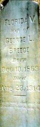 Profile photo:  Florida Virginia <I>Underwood</I> Breece