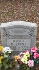 Mack E Blevins