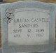 Lillian <I>Caswell</I> Sanders