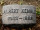 Profile photo:  Albert Kemble