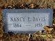 Nancy E. <I>Davis</I> Dupeach