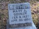 Mary A. <I>Calhoun</I> Gouker